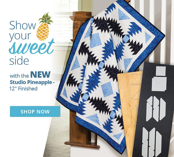 Show Your Sweet Side with the NEW Studio Pineapple 12