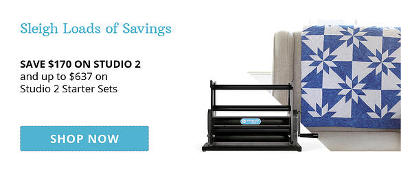 Sleigh Loads of Savings   Save Up to $170 on Studio 2 & Up to $637 on Studio 2 Starter Sets