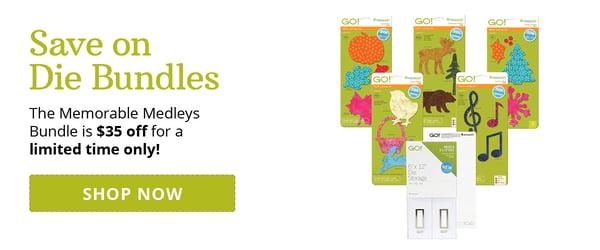 Save on Die Bundles | Shop Now >