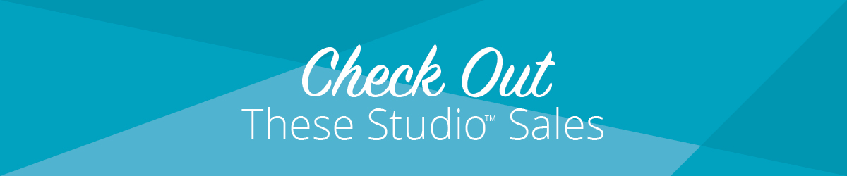 Check Out These Studio Sales >