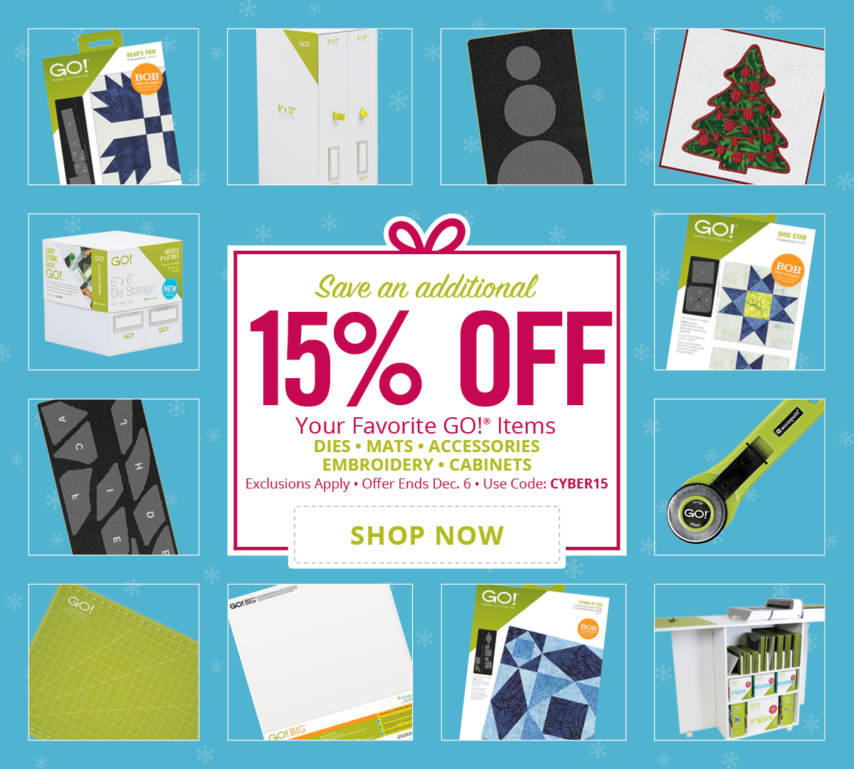 Save an Additional 15% Off | Shop Now >