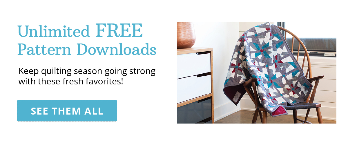 Unlimited FREE Pattern Downloads >