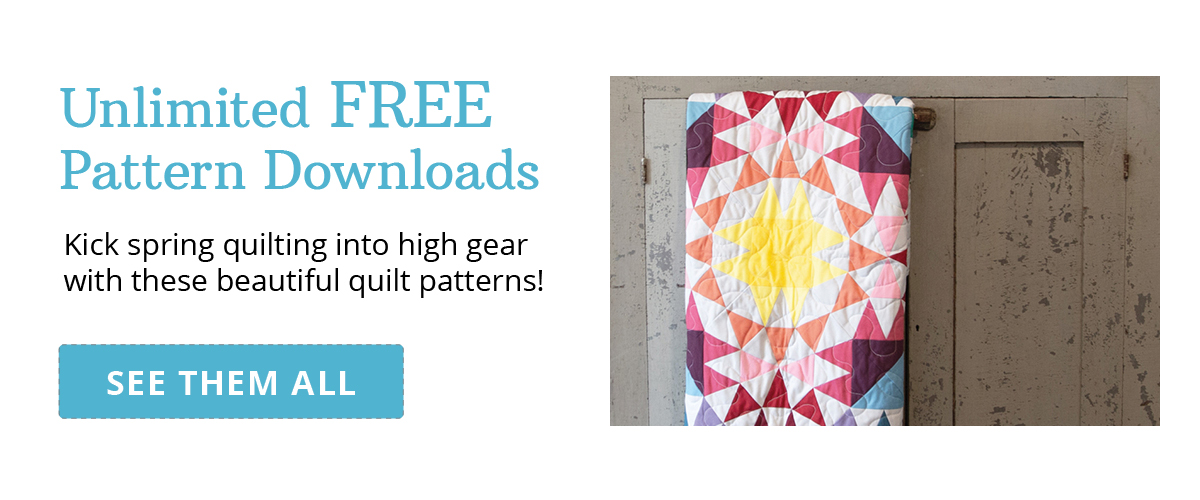 Unlimited Free Pattern Downloads   Explore Now >