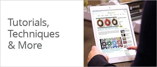 Tutorials, Techniques & More | Read the Blog >