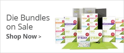 Die Bundles on Sale | Shop Now >