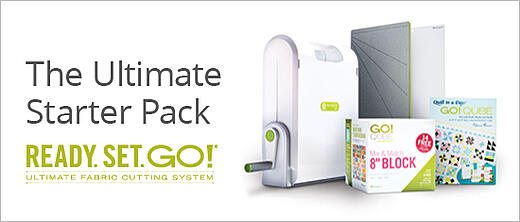The Ultimate Starter Pack | Ready. Set. GO!