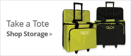 Take a Tote | Shop Storage >