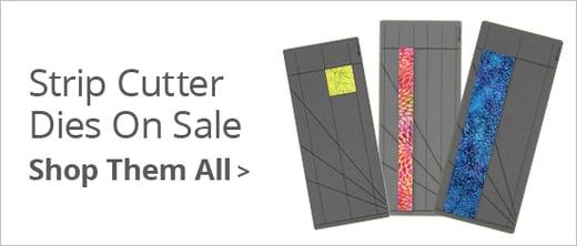 Strip Cutter Dies on Sale | Shop Them All >