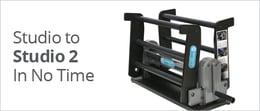 Studio 2 Conversion Kit | Shop Now >