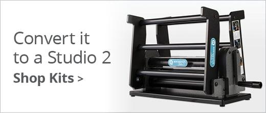 Convert it to a Studio 2 | Shop Conversion Kits >
